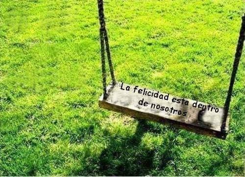 Ay, la felicidad !!